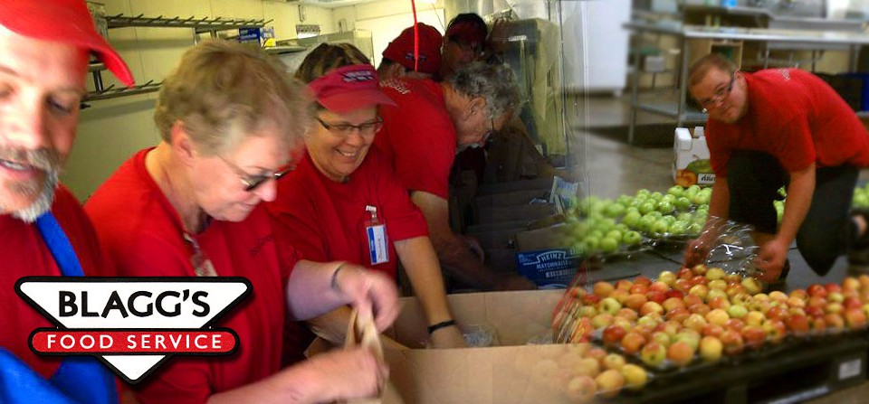 Blaggs Emergency Food Service